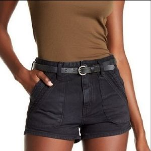 NWT Free People High rise shorts